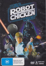 Robot Chicken Star Wars  * NEW DVD * (Region 4 Australia)