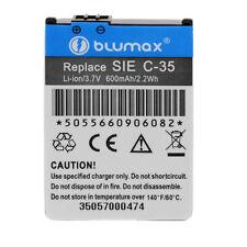 Blumax Akku Siemens C35 M35 S35 GiGASET 4000 4000i 4010 4015 [3,7V ; 600mAh]