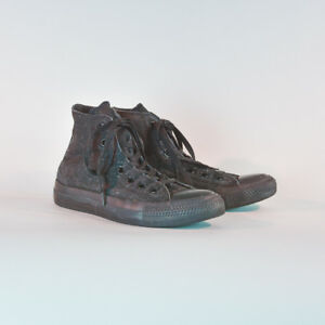 Converse Hi Tops Trainers Sneakers Vintage Unisex 90's UK 4.5 EU 37 US 4.5 6.5