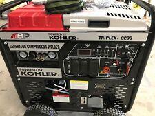 6500 Watt Generator/Air Compressor/Welder Amp Kohler® Triplex® 9200