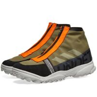 adidas x UNDEFEATED Shoes Consortium GSG9 Olive/Green/Orange Footwear