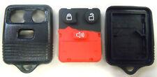 2003-2006 2007 Escape keyless remote car key fob control 3 button pad case shell