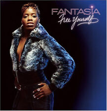NEW CD Free Yourself by Fantasia Nov-2004 J Records Funk / Soul