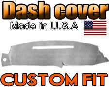 fits 1997 1998  GMC  SIERRA   DASH COVER MAT DASHBOARD PAD  /  LIGHT  GREY