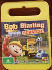 Bob The Builder - Starting From Scratch (DVD, 2011) (#19)