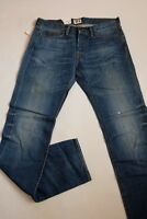 JEANS EDWIN HOMME ED 75 MID RISE (compact indigo-blue mid used)   W31  L34