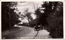 Leigh. St Helens Road from Beech Walk # 52.8 by J.L.Brown.