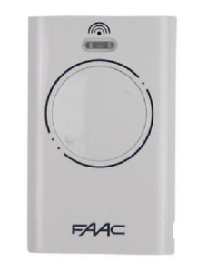 FAAC  XT2868SLH 787009 - Télécommande de portail / garage 2 canaux 868MHz