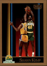 Shawn Kemp RC Skybox #268 1990/91 NBA Basketball Rookie Card