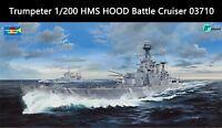 Trumpeter 1/200 HMS HOOD Battle Cruiser 03710