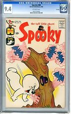 Spooky  #80  CGC  9.4  NM   off -white pages  File Copy