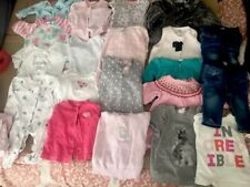 Baby Gap Girls Winter Clothes 0/3 Months & 3/6 Months Faux Fur Carters H&M