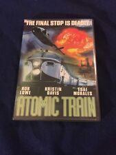 ATOMIC TRAIN DVD ROB LOWE  KRISTIN DAVIS