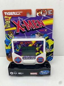 HASBRO GAMING X-MEN PROJECT X TIGER ELECTRONICS HANDHELD RETRO LCD NEW