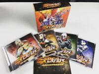 DHL) FIGHTING EX LAYER Soundtracks 7 CD+Data DVD+Booklet Complete Box Set ARIKA