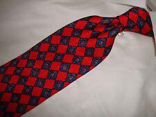 "ROBERT TALBOTT vintage classic from the 90's men's 100% silk neck Tie 59"" X 4"""