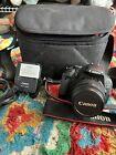Canon EOS Rebel T3i 18.0MP Digital SLR Camera - Black (Kit with EF-S 18-55mm...