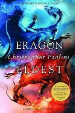 The Inheritance Cycle: Eragon; Eldest Bks. 1-2 by Christopher Paolini (2008,...
