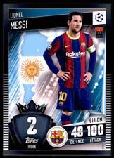2021 Topps Match Attax 101 Soccer - Pick A Card