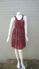 excellent!  EDUN size S (8 10 12) event dress flattery fit