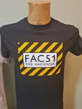 More details for hacienda fac51 tee t shirt manchester madchester music factory records