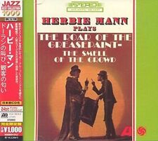 Herbie Mann - Roar of The Greasepaint Japanese IMPORT CD (new) Anthony Newley