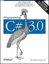Programming C# 3.0 (Programming)-ExLibrary