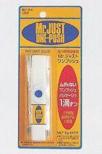 Mr Hobby Just One-Push Cement Pen MJ194 GSI Creos Model Kit Glue Liquid Adhesive