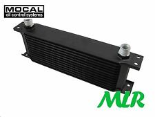 PEUGEOT 106 RALLYE 205 306 GTI OC5133-8 MOCAL 13 ROW 1/2BSP OIL COOLER QX