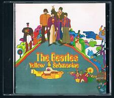THE BEATLES YELLOW SUBMARINE CD CDP 7 46445 2  F.C. TIMBRO A SECCO MADE IN ITALY