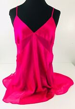Victoria's Secret Medium Fuschia Pink Sexy Negligee Sheer Intimates