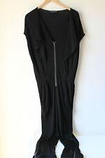 Bettina Liano black jumpsuit for women size 8