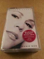 Mariah Carey : Music Box : Vintage Tape Cassette Album from 1993