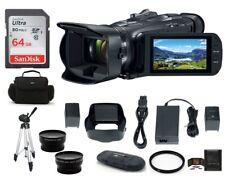 Canon Vixia Hf G50 Full Hd Camcorder 64Gb Bundle - Canon Authorized Dealer!