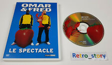 DVD Omar & Fred : Le Spectacle