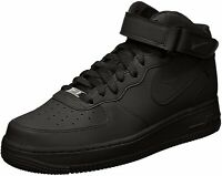 NEW Nike Air Force 1 Mid '07 Men Size Basketball Shoes Black 315123 001
