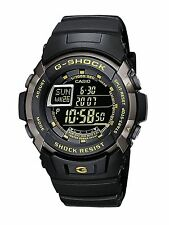 G-Shock Men's G-7710-1ER Quartz Watch with Black Dial Digital Display and Bla...