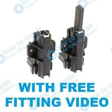 Candy Washing Machine Carbon Brushes 371202410 + free fitting video