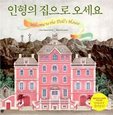 Welcome to the Doll House Coloring Book Art Therapy Charlotte Adult