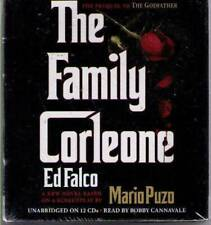 The Family Corleone by Ed Falco Mario Puzo (2012) CD Unabridged Godfather