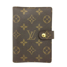 Louis Vuitton Monogram Agenda PM Notebook Cover /90791