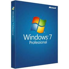WINDOWS 7 PROFESSIONAL 32/64 BIT MULTILANGUAGE ORIGINAL KEY