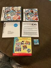 Nintendo DS Game Family Game Night Complete In Box CIB