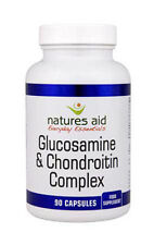 Glucosamine & Chondroitin Complex with Rosehip x 90 Caps - Natures Aid