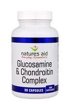 Glucosamina & Condroitina Complejo con Rosehip x 90 cápsulas - Natures Aid