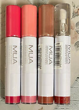 MUA, MAKE UP ACADEMY Lip Switch. MATTE SHINE-DUO. 4 Shades To Choose From x