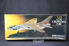 YQ021 HELLER 1/72 maquette avion 80326 L.T.V. Crusader F-8E