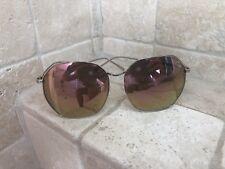 5bf641d2c9 Quay Australia Sunglasses Women s BAE Rose Silver NWT Includes Soft Case