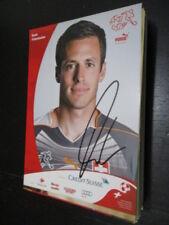 77231 Kevin Fickentscher Schweiz original signierte Autogrammkarte