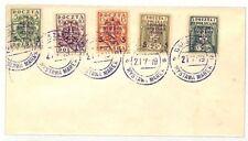 Uu369 1919 Poland Wystawa Marek Cover {samwells-covers}